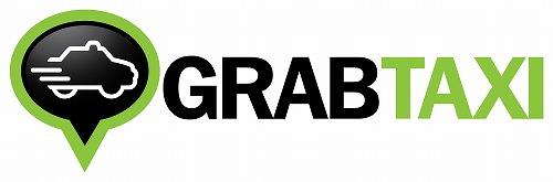 GRAB TAXI logo