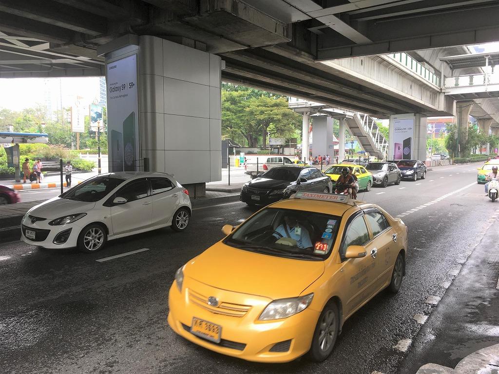 タイのタクシーの種類