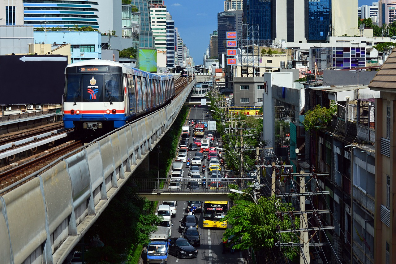 タイで発症しやすい病気:移動編