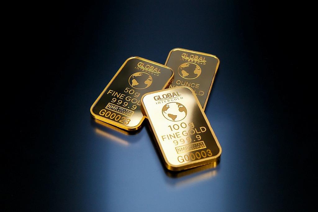 金、ゴールド、金投資