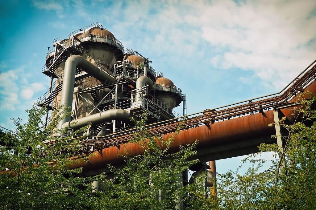 工場の画像