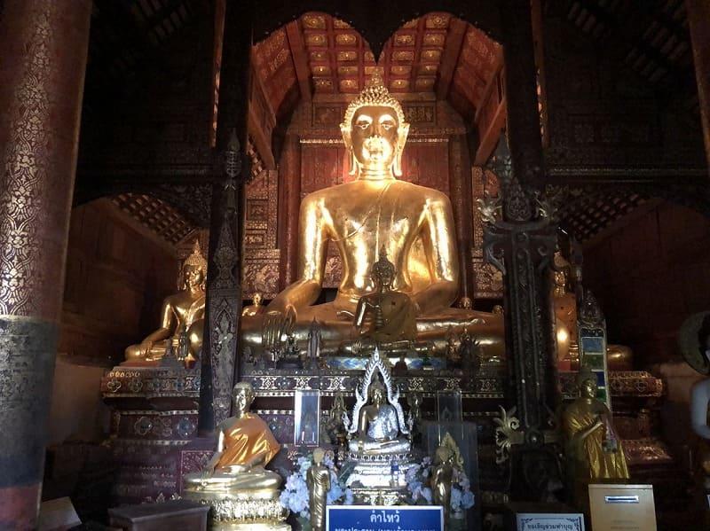 ラムパーンで観光したお寺