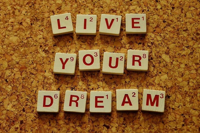 モチベーション、夢、ドリーム