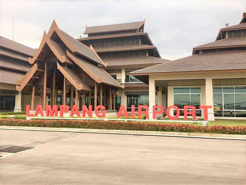ランパーン空港