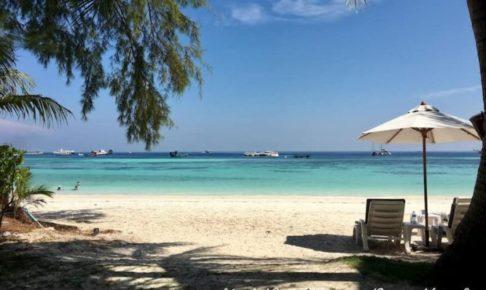 【徒歩5秒でビーチ】リペ島で泊まったホテル「マリ リゾート パタヤ ビーチ コー リペ (Mali Resort Pattaya Beach Koh Lipe)