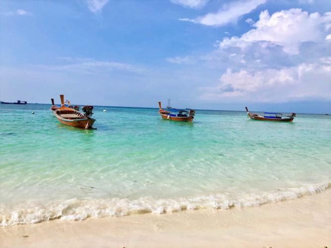 リペ島への行き方とその魅力を確認