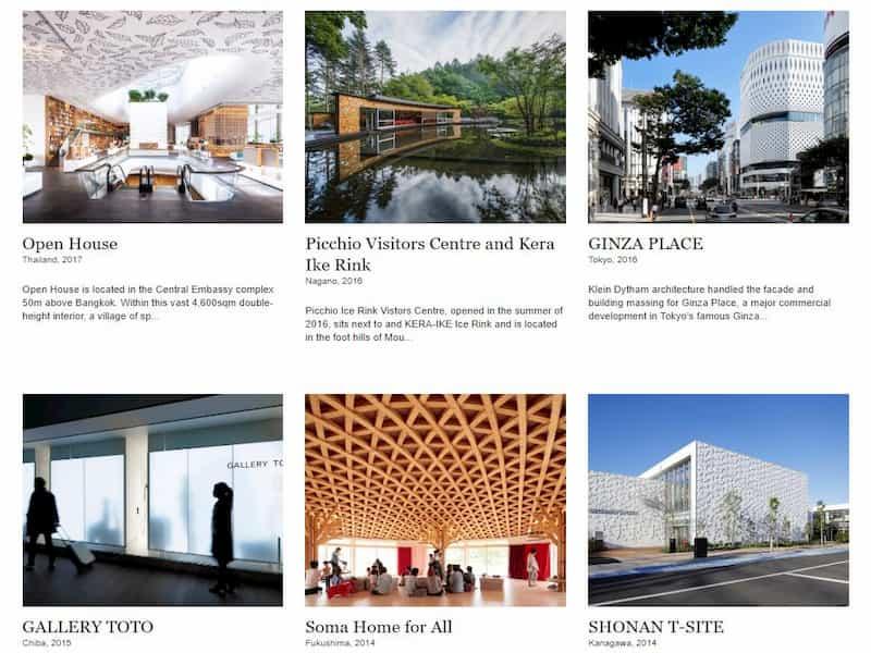 Klein-Dytham-Architecture