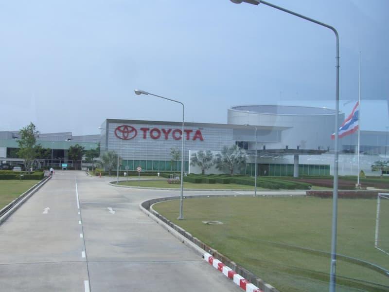 タイトヨタ工場