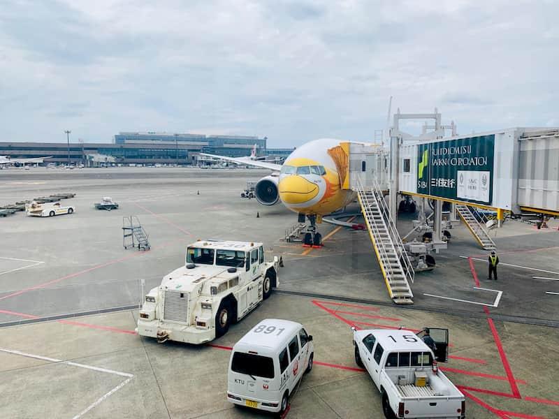 【ノックスクートの評判)】スクートプラス(スクートビズ)でバンコク↔東京を往復したよ
