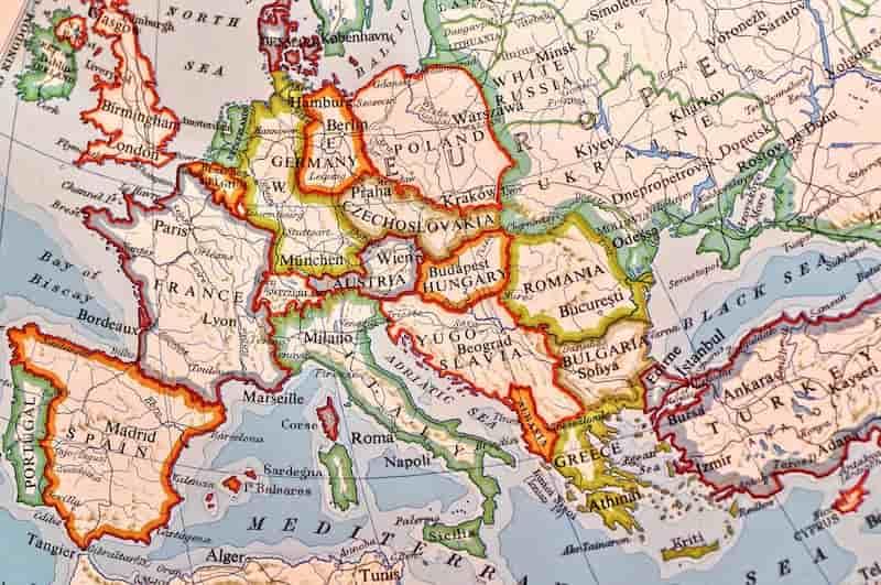 ヨーロッパに海外就職