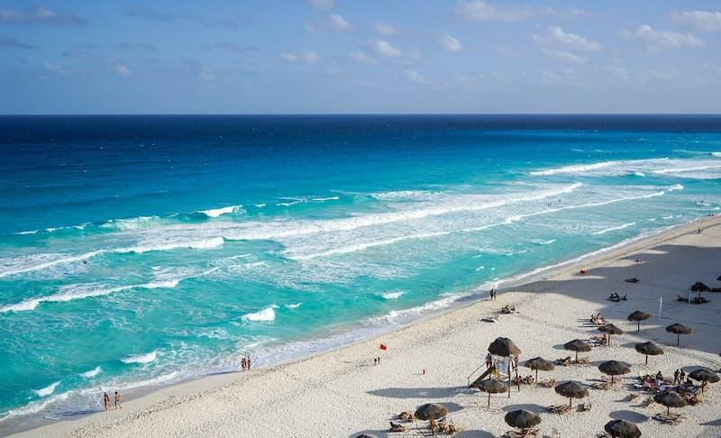 メキシコの海画像