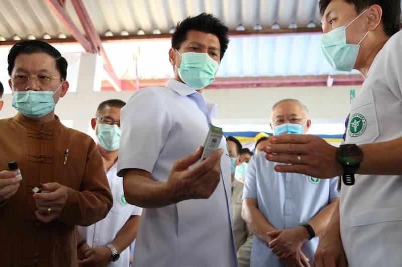 タイの医師の画像